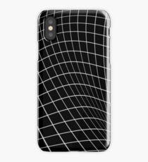 ELASTIC GRID iPhone Case