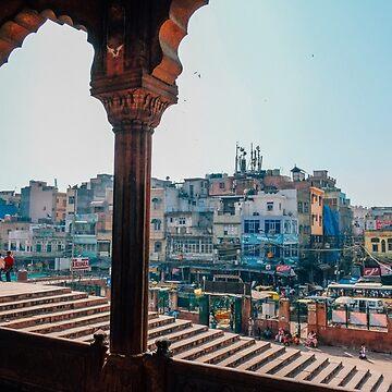 Delhi Horizon by strangerandfict