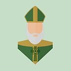 St. Patrick by mikbails