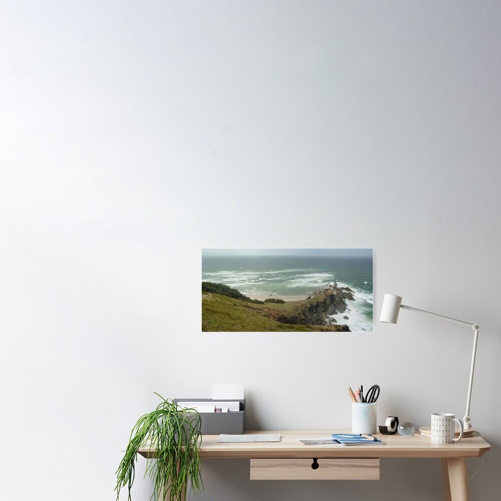 Byron Bay Poster