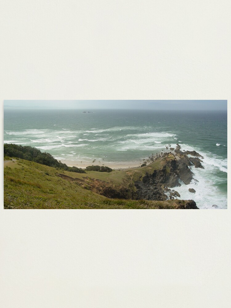 Alternate view of Byron Bay Photographic Print