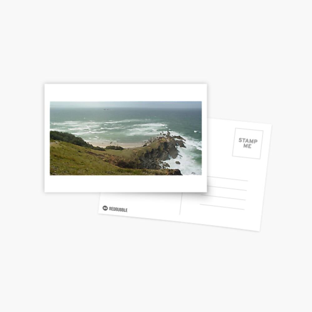 Byron Bay Postcard