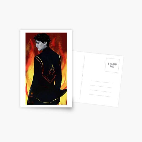Maven Calore Postcard