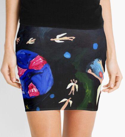 Angels Mini Skirt