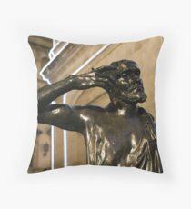 Rodin Throw Pillow