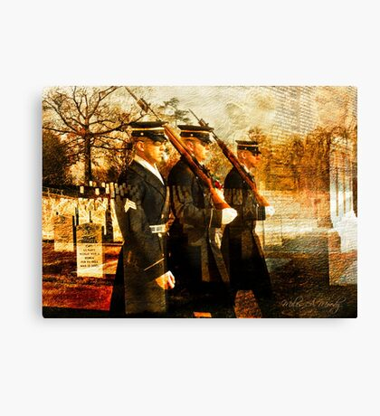 Tribute to the Fallen Canvas Print