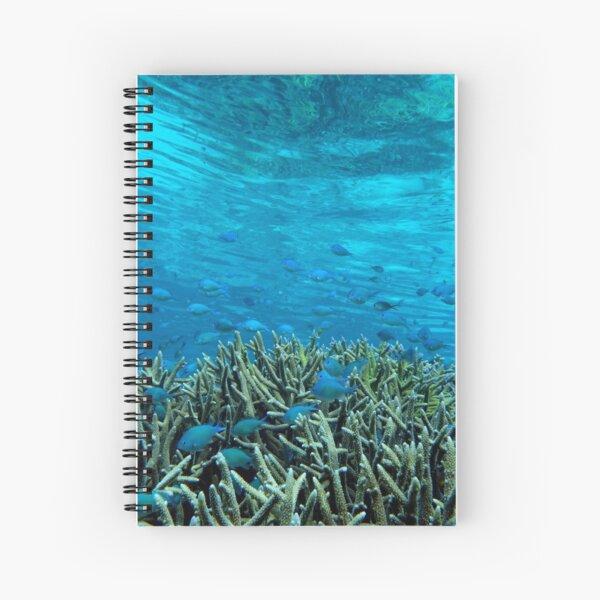 Panavara channel Spiral Notebook