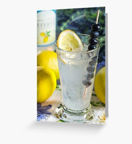Lemonade Greeting Card