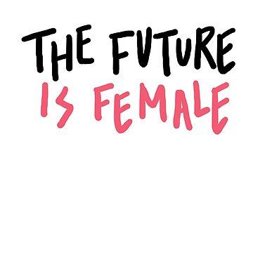 el futuro es femenino de disconnectd