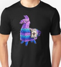 Llama piñata fortnite Unisex T-Shirt