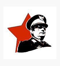Josip Broz Tito Jugoslavija  Photographic Print