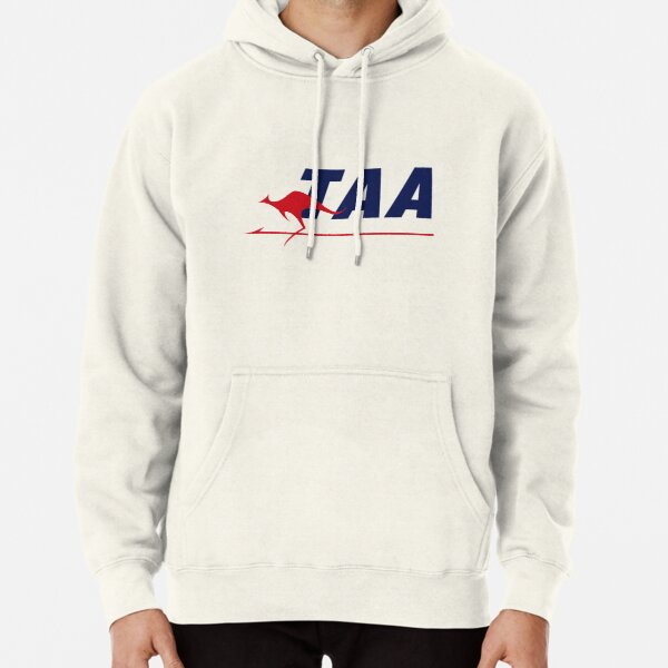 Trans Australian Airlines (TAA) Pullover Hoodie