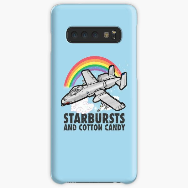 Starbursts and Cotton Candy Samsung Galaxy Snap Case