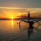 Good morning Sanur! by Adri  Padmos
