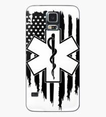American flag EMS Star of Life EMT Paramedic medic Case/Skin for Samsung Galaxy