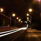 Light Trails by GailD