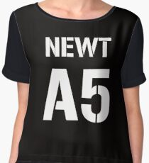 Newt A5 Chiffon Top