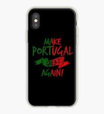 Make Portugal Great Again iPhone Case