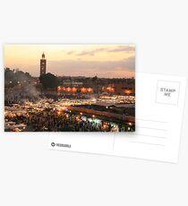 Marrakesh Postcards