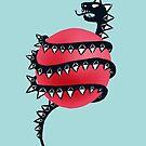 Dragon Snake by Boriana Giormova