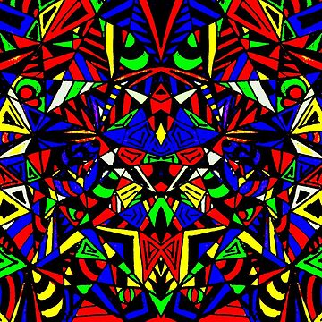 Tribal dance by ArtsyRaine
