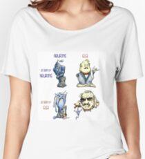 Best of brain friends Women's Relaxed Fit T-Shirt