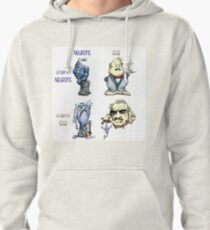Best of brain friends Pullover Hoodie