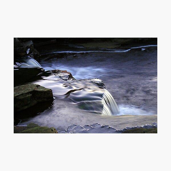 Ice Flow Photographic Print