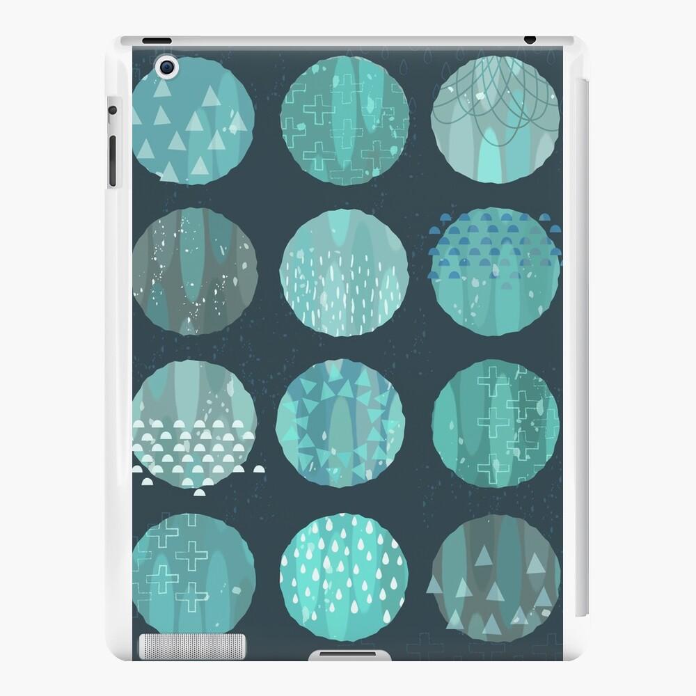 Himmelskörper - Mitternacht iPad-Hüllen & Klebefolien