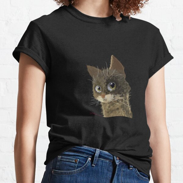 Irwin Kitty  Classic T-Shirt