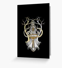Galadriel Greeting Card