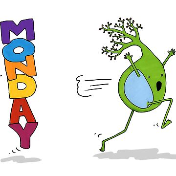 Attack of the Monday by Immy