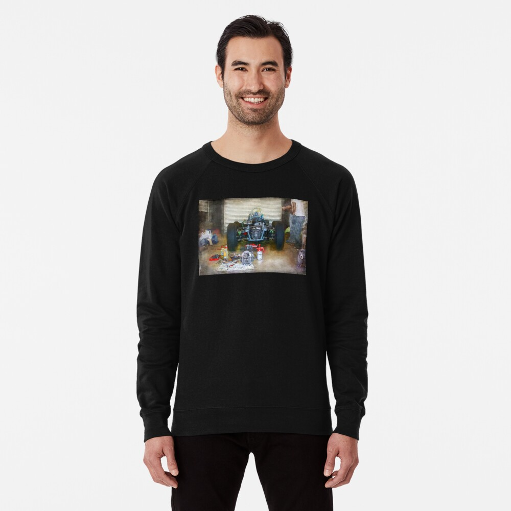 Gearbox Troubles Lightweight Sweatshirt