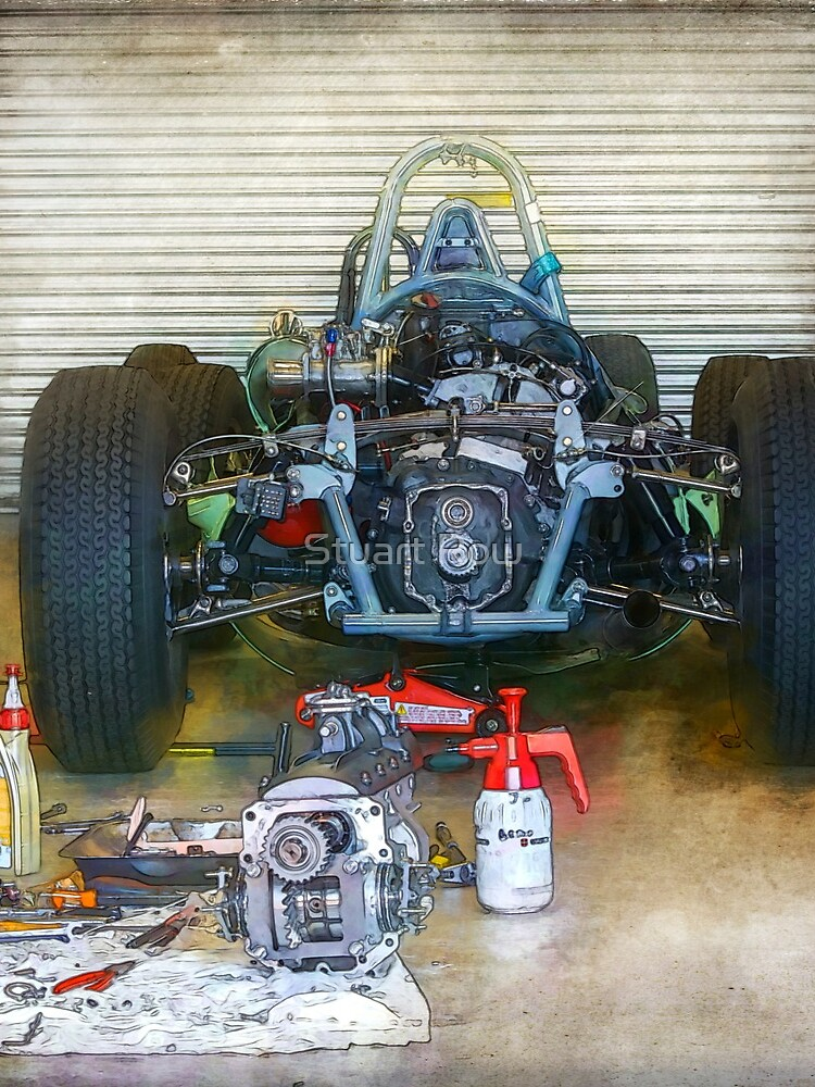 Gearbox Troubles by StuartRow