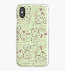 Bicycle Parts iPhone Case