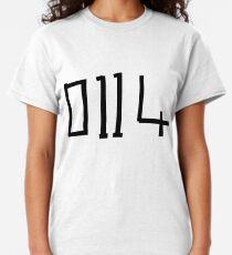 0114 - Arctic Monkeys Classic T-Shirt