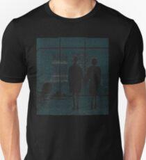 Fight Club / Gesamtes Filmskript / Abschließende Szene Slim Fit T-Shirt