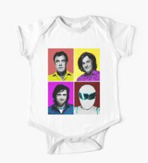 Top Gear Inspired Pop Art, All Personalities in One Kids Clothes