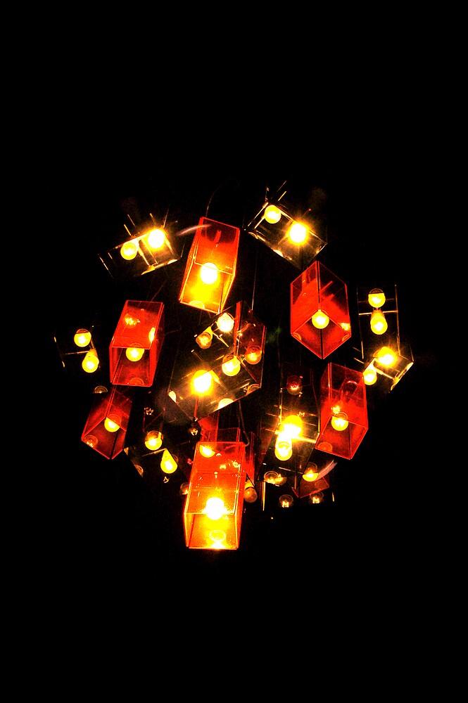 Light Cubes by Laura McNamara