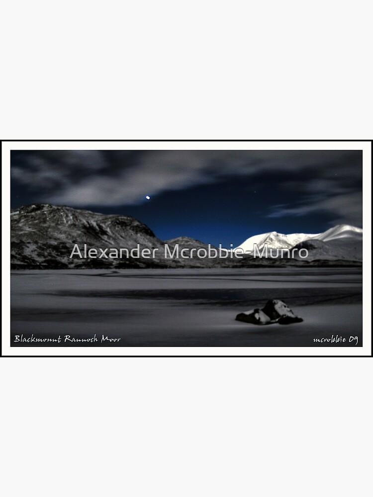 Blackmount  Hdr by Alexanderargyll