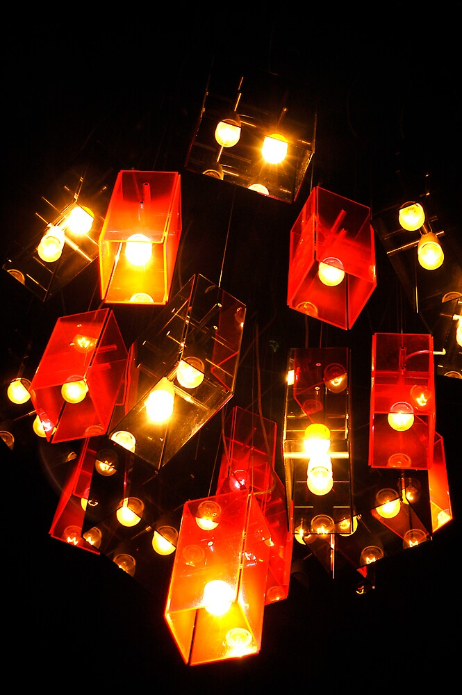 Light Cubes II by Laura McNamara