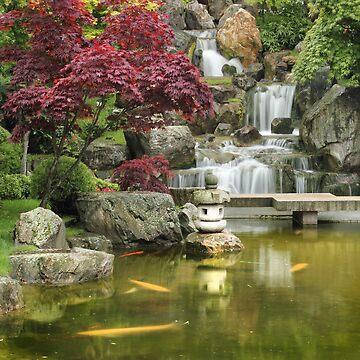 The Kyoto Garden by chuckirina
