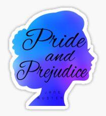 Pride and Prejudice by Jane Austen Sticker