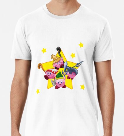 Finally Kirbys Fantastic Adventure Premium T-Shirt
