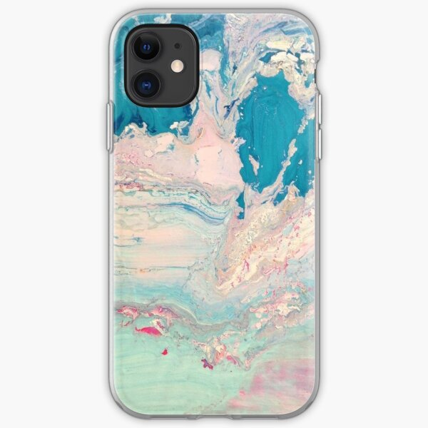 Watercolor and Pastels - Iphone & Samsung Galaxy cases iPhone Soft Case