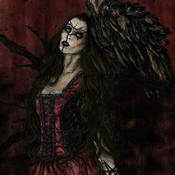 Skadegamutc - New Era Ghost Witch by LadyFanhir