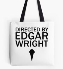 Directed by Edgar Wright  Tote Bag