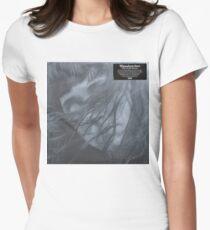 Waxahatchee - out in the storm vinyl LP sleeve art fan art Women's Fitted T-Shirt