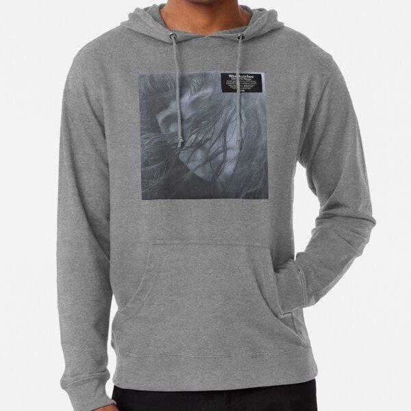 Waxahatchee - out in the storm vinyl LP sleeve art fan art Lightweight Hoodie