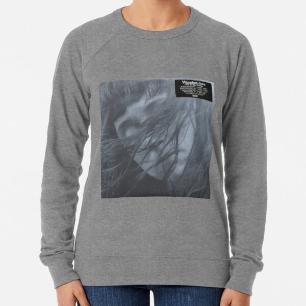 Waxahatchee - out in the storm vinyl LP sleeve art fan art Lightweight Sweatshirt